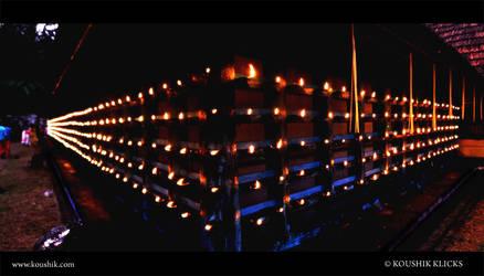 Puliyannoor Mahadeva Temple 2 by agneva