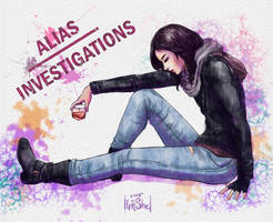 Jessica Jones by KritShel