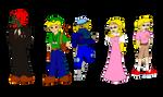 Legend of Zelda: Harmonica of Time by mortimermcmirestinks