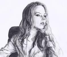 Alissa White-Gluz by singewyvern
