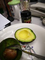 My fav avocado by Doll1988