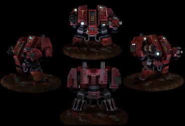 Dreadnought 3D by kenfan0206