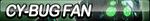 Cy-Bug Fan Button by ButtonsMaker