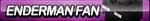 Enderman Fan Button by ButtonsMaker
