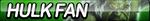 Hulk Fan Button by ButtonsMaker