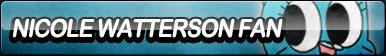 Nicole Watterson Fan Button by ButtonsMaker