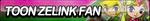 Toon Zelink Fan Button by ButtonsMaker