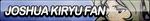 Joshua Kiryu Fan Button by ButtonsMaker