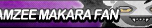 Gamzee Makara Fan Button by ButtonsMaker