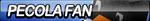 Pecola Fan Button by ButtonsMaker