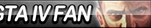 GTA IV Fan Button by ButtonsMaker