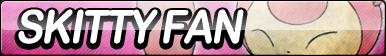 Skitty Fan Button by ButtonsMaker