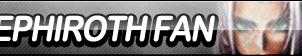 Sephiroth Fan Button by ButtonsMaker