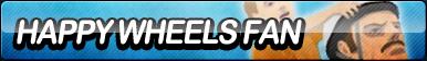 Happy Wheels Fan Button by ButtonsMaker