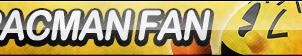 Pac-Man Fan Button (UPDATED) by ButtonsMaker