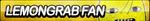 Lemongrab Fan Button by ButtonsMaker