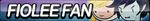 Fiolee Fan Button by ButtonsMaker