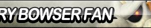 Dry Bowser Fan Button by ButtonsMaker