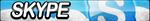 Skype Fan Button by ButtonsMaker