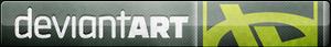 deviantART Fan Button by ButtonsMaker