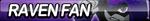 Raven (Teen Titans) Fan Button by ButtonsMaker