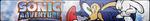 Sonic Adventure Button by ButtonsMaker