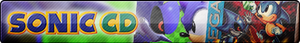 Sonic CD Button by ButtonsMaker