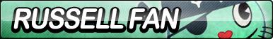 Russell Fan Button by ButtonsMaker