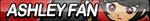 Ashley Fan Button (Warioware) by ButtonsMaker