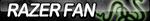 Razer Fan Button by ButtonsMaker