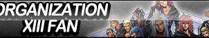 Organization XIII Fan Button by ButtonsMaker