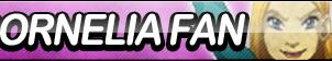 Cornelia (W.I.T.C.H.) Fan Button by ButtonsMaker