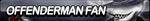 Offenderman Fan Button by ButtonsMaker