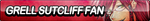 Grell Sutcliff Fan Button by ButtonsMaker