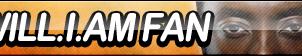 Will.i.am Fan Button by ButtonsMaker
