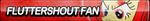 FlutterShout Fan Button by ButtonsMaker