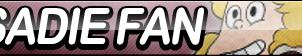 Sadie Fan Button by ButtonsMaker