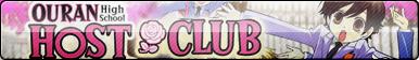 Ouran High School Host Club Fan Button by ButtonsMaker
