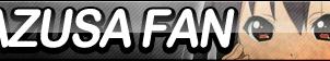 Azusa Fan Button by ButtonsMaker