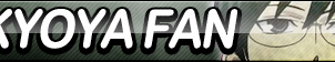 Kyoya (OHSHC) Fan Button by ButtonsMaker