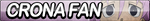 Crona Fan Button by ButtonsMaker