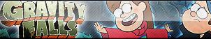 Gravity Falls Button by ButtonsMaker
