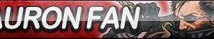 Auron Fan Button by ButtonsMaker