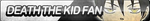 Death the Kid Fan Button by ButtonsMaker
