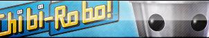 Chibi Robo Fan Button by ButtonsMaker