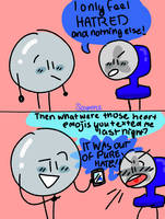 Yet another BFB comic by MissGalaxy2004
