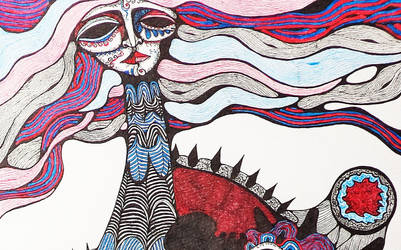THE SPIRIT by LYNN KAUFFMAN by lynnkauffman