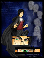-Harry's pissed- by odduckoasis