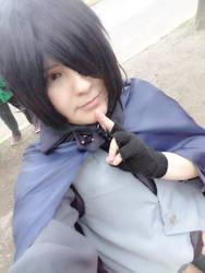 Uchiha sasuke (Boruto) by len-titan