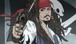 Jack Sparrow by XDeadDragonX98